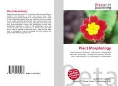 Bookcover of Plant Morphology