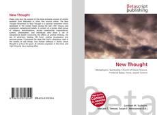 New Thought kitap kapağı