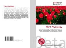 Borítókép a  Plant Physiology - hoz