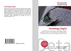 Couverture de Tautology (logic)