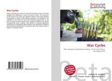 Bookcover of War Cycles