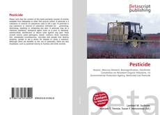 Bookcover of Pesticide