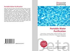 Bookcover of Portable Water Purification