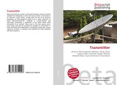Bookcover of Transmitter