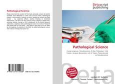 Couverture de Pathological Science