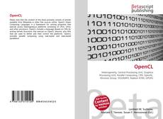 Bookcover of OpenCL