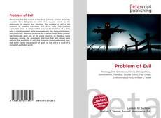 Bookcover of Problem of Evil