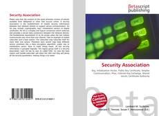Обложка Security Association
