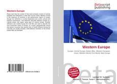 Couverture de Western Europe