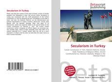 Buchcover von Secularism in Turkey