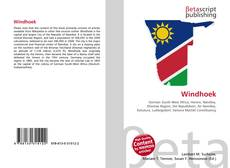Portada del libro de Windhoek