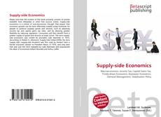 Capa do livro de Supply-side Economics