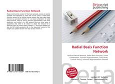 Bookcover of Radial Basis Function Network