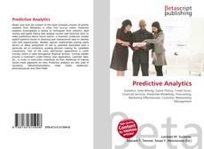 Buchcover von Predictive Analytics