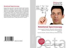 Buchcover von Rotational Spectroscopy