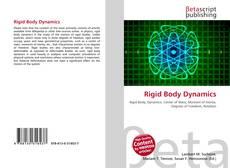 Обложка Rigid Body Dynamics