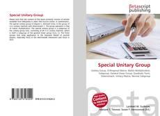 Special Unitary Group kitap kapağı