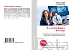 Buchcover von Session Initiation Protocol