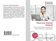 Copertina di Voice over Internet Protocol