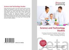 Borítókép a  Science and Technology Studies - hoz