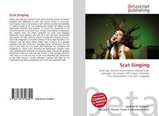 Bookcover of Scat Singing