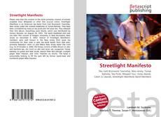 Buchcover von Streetlight Manifesto