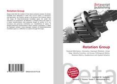 Обложка Rotation Group