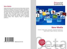Bookcover of New Media