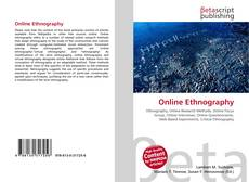 Bookcover of Online Ethnography