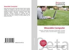 Wearable Computer kitap kapağı
