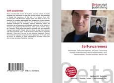 Buchcover von Self-awareness