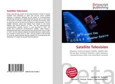 Bookcover of Satellite Television