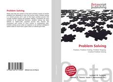 Bookcover of Problem Solving