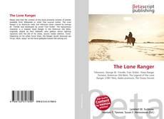 The Lone Ranger的封面