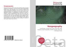 Portada del libro de Neogeography