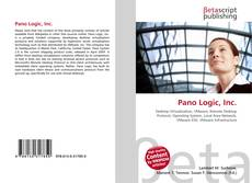 Bookcover of Pano Logic, Inc.