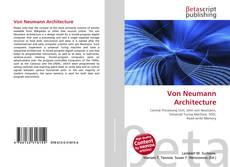 Bookcover of Von Neumann Architecture