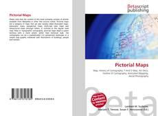Pictorial Maps的封面