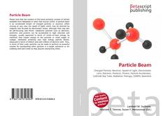 Bookcover of Particle Beam