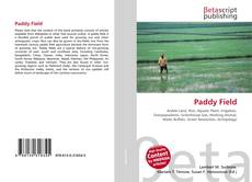 Bookcover of Paddy Field