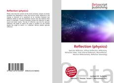 Bookcover of Reflection (physics)