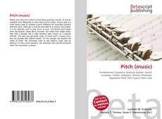 Bookcover of Pitch (music)