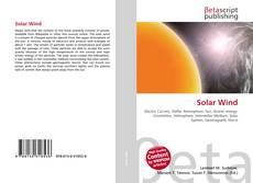 Copertina di Solar Wind