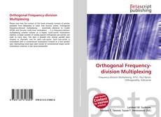 Bookcover of Orthogonal Frequency-division Multiplexing