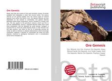 Bookcover of Ore Genesis