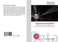Bookcover of Operational Amplifier