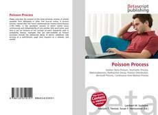 Bookcover of Poisson Process