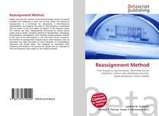 Capa do livro de Reassignment Method