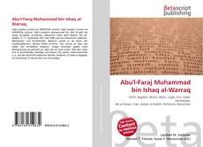 Abu'l-Faraj Muhammad bin Ishaq al-Warraq的封面