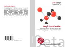 Bookcover of Weyl Quantization